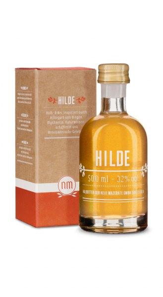 Hilde Halbbitter (Bio)
