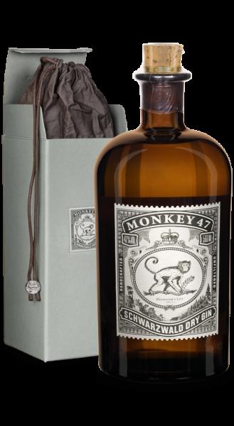 Monkey 47 Schwarzwald Dry Gin 2013 Distiller's Cut Vintage 2012