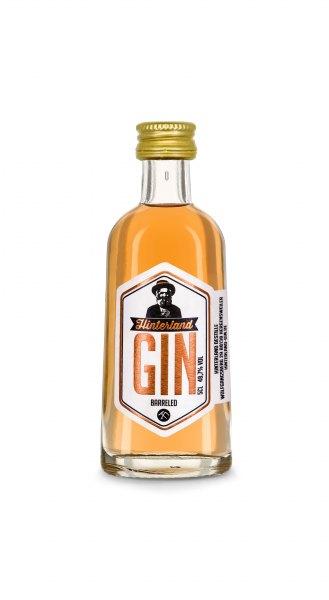 Hinterland Gin Barreled