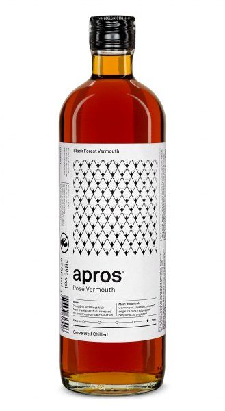 Apros Black Forest Vermouth Rosé