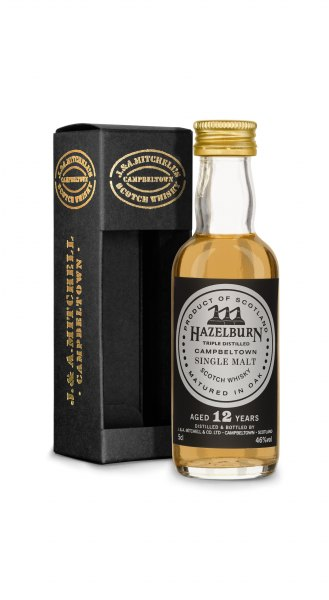 Hazelburn 12 Jahre Campbeltown Single Malt Whisky