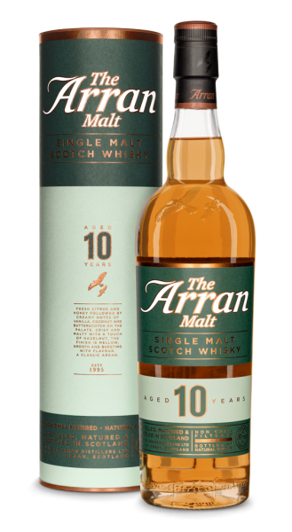 Arran 10 Jahre Single Malt Whisky