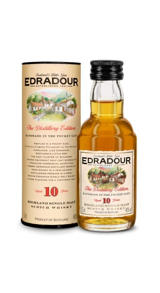 Edradour 10 Jahre Highland Single Malt Whisky