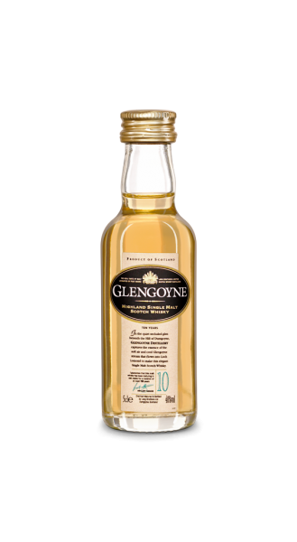 Glengoyne 10 Jahre Highland Single Malt Whisky