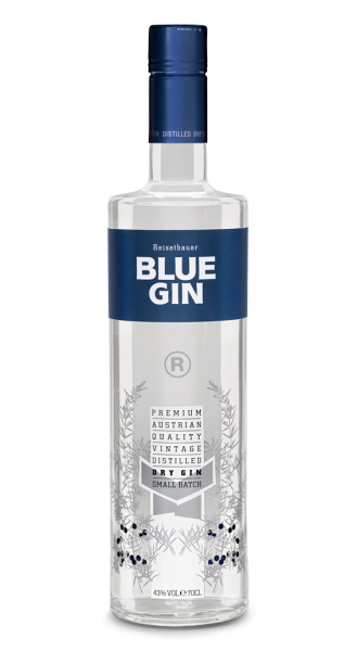 Blue Gin Vintage Small Batch Dry Gin