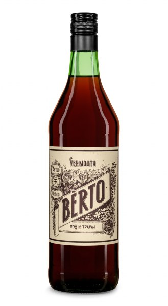 Berto Vermouth Rosso