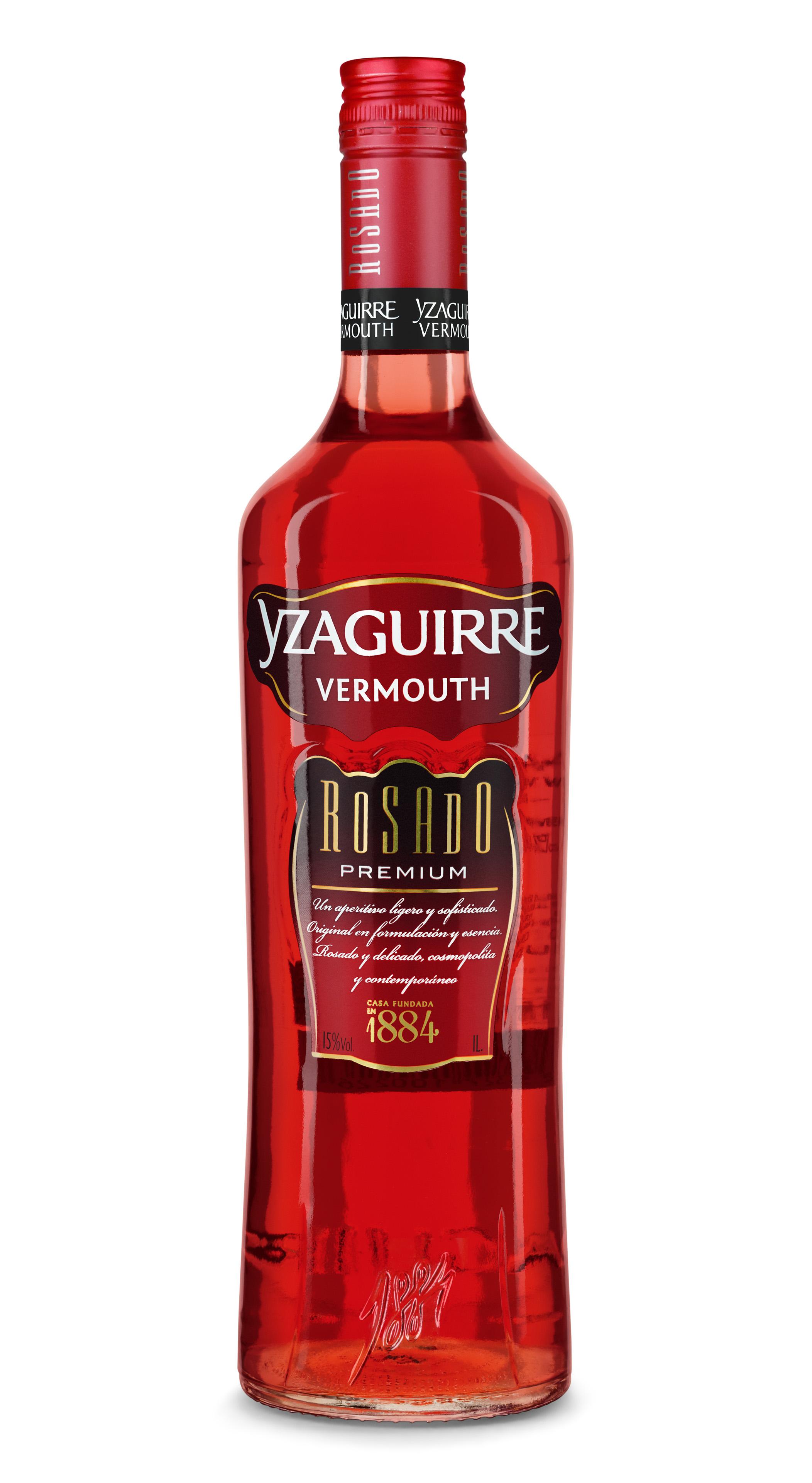 yzaguirre vermouth rosado 1 0 l f r 8 90 kaufen bei dr. Black Bedroom Furniture Sets. Home Design Ideas