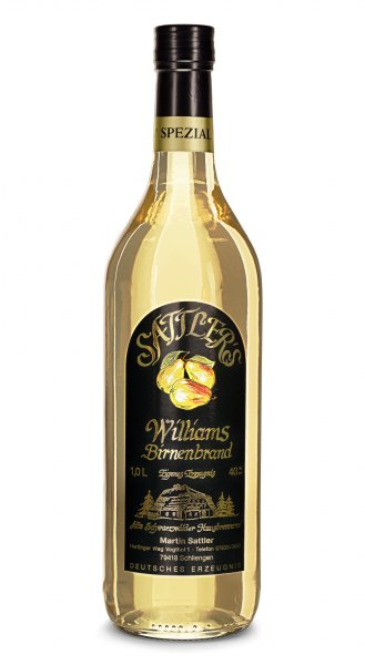 Sattler Williams-Birnenbrand Spezial
