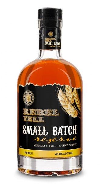 Rebel Yell Small Batch Reserve Kentucky Straight Bourbon Whiskey