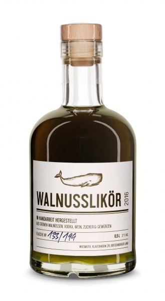 Wasmuth Walnusslikör