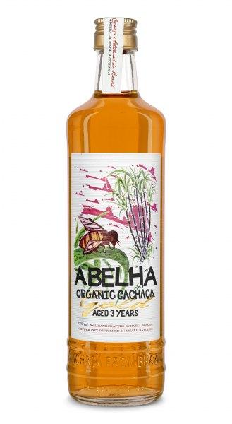 Abelha Cachaca Gold (Bio)
