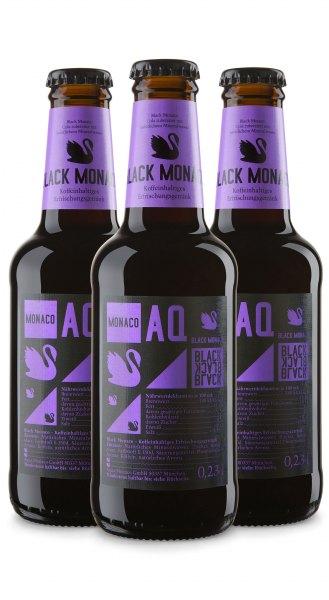 Black Monaco Cola (3 x 0,23 l)