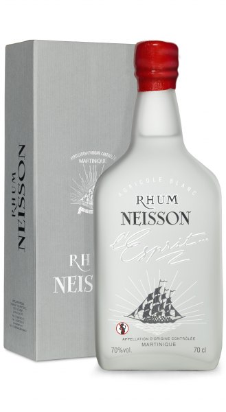 Neisson Rhum Agricole Blanc L'Esprit