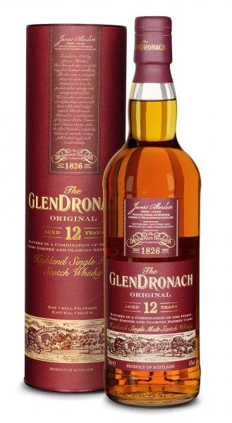 GlenDronach 12 Jahre Original Highland Single Malt Whisky