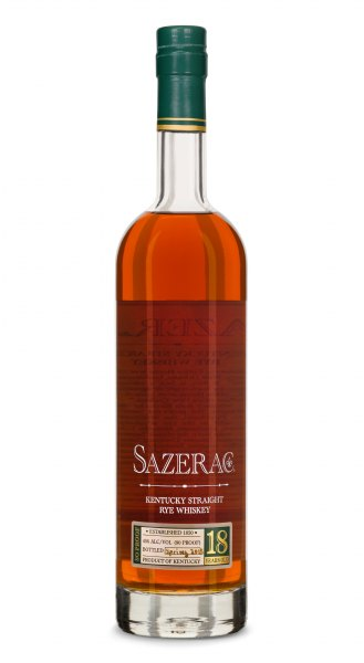 Sazerac 18 Jahre Kentucky Straight Rye Whiskey