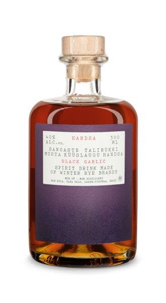 Handsa Black Garlic Spirit Drink Schwarzer Knoblauch Spirituose