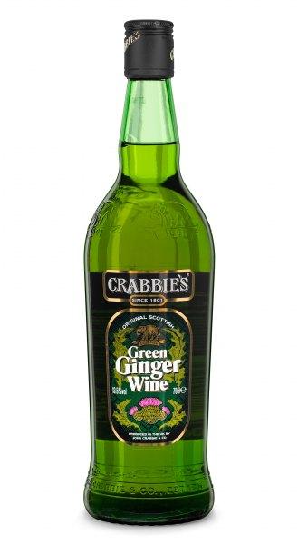 Crabbie's Green Ginger Wine