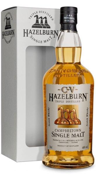 Hazelburn C.V. Campbeltown Single Malt Whisky