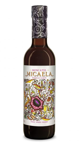 Barón Micaela Sherry Moscatel