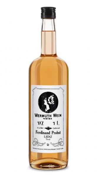 Ferdinand Probst Wermuth-Wein
