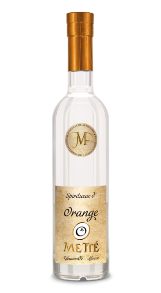 Metté Spiritueux d'Orange Orangengeist