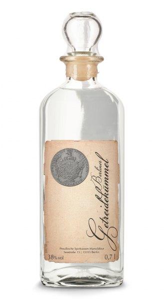 Berliner Getreidekümmel Preußische Spirituosen Manufaktur