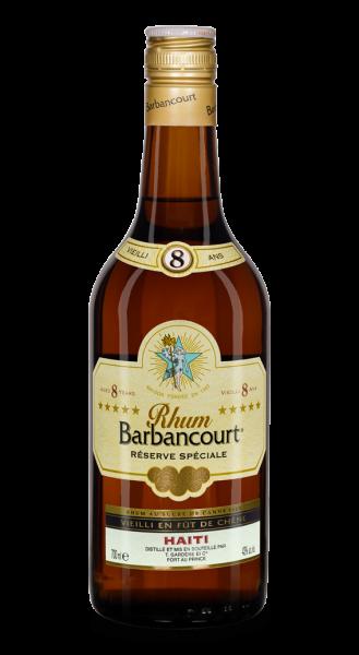 Barbancourt Rhum 8 Jahre Réserve Spéciale