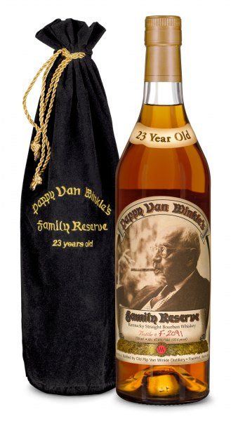 Pappy Van Winkle's 23 Jahre Family Reserve Kentucky Straight Bourbon Whiskey 2015