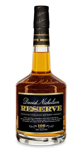 David Nicholson Reserve Kentucky Straight Bourbon Whiskey