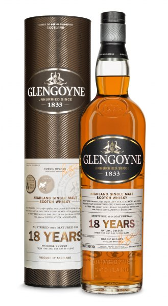Glengoyne 18 Jahre Highland Single Malt Whisky
