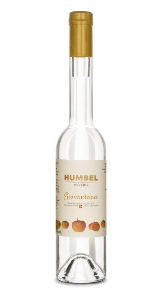 Humbel Gravensteiner Apfelbrand (Bio)