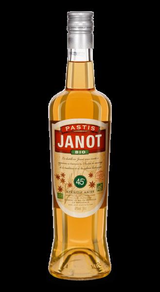 Janot Pastis Apéritif Anisé (Bio)