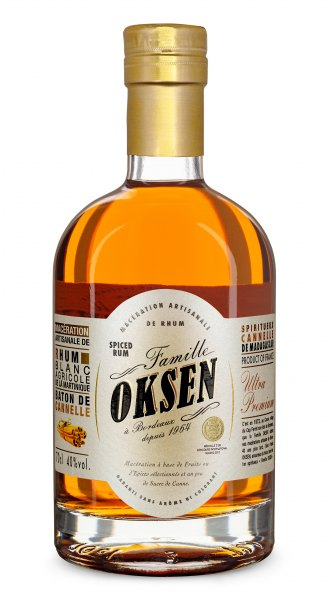 Oksen Spiced Rum Cannelle/Zimt