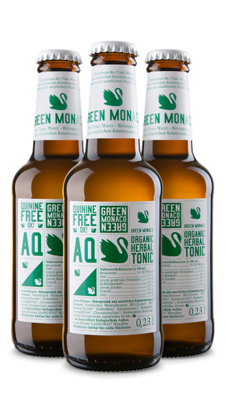 Green Monaco Organic Herbal Tonic (Bio) (3 x 0,23 l)