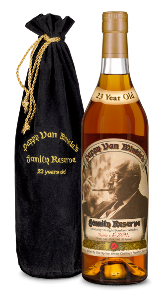 Pappy Van Winkle's 23 Jahre Family Reserve Kentucky Straight Bourbon Whiskey