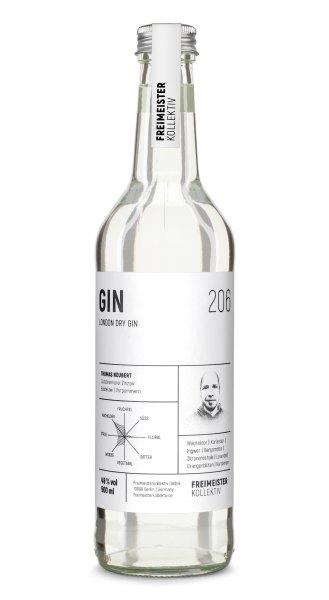 Freimeisterkollektiv London Dry Gin