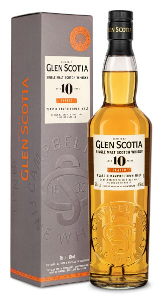 Glen Scotia 10 Jahre Single Malt Whisky