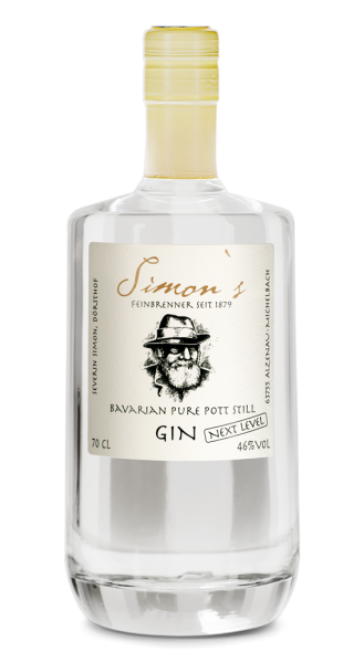 """Simon's Bavarian Gin """"Next Level"""""""