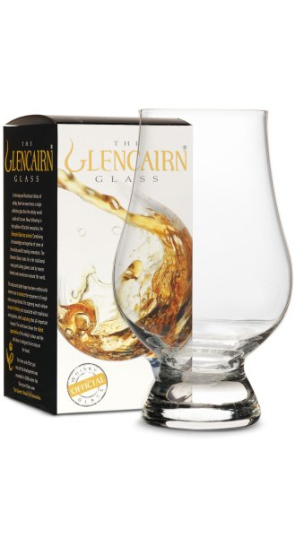 The Glencairn Glass Whiskytumbler im Geschenkkarton
