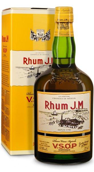J.M Rhum Vieux Agricole V.S.O.P