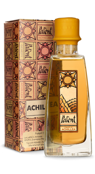 Palent Liquore di Achillea Moschus-Schafgarbenlikör (Bio)