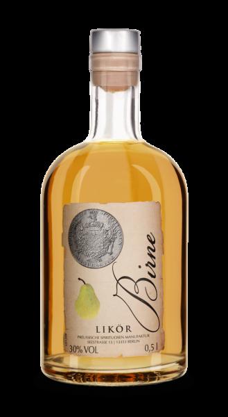 Birnen-Likör Preußische Spirituosen Manufaktur