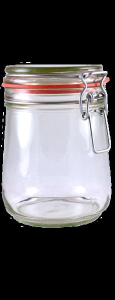 Drahtbügelglas 800 ml