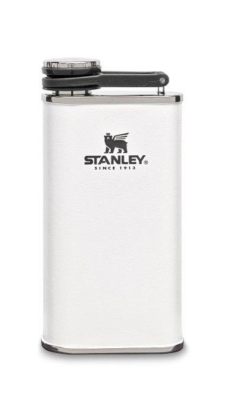 Stanley Taschenflasche Classic Wide Mouth Flask polarweiß 236 ml