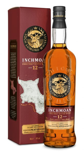 Loch Lomond 12 Jahre Inchmoan Single Malt Whisky