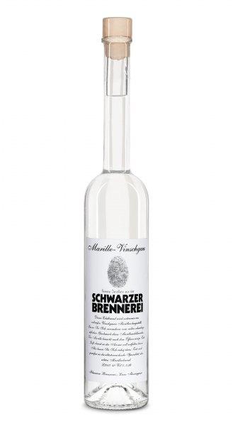 Schwarzer Marillenbrand Vinschgau