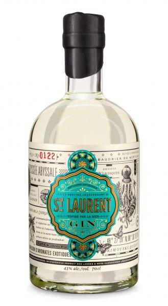 St. Laurent Gin