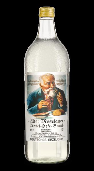 Hambrech Alter Moselaner Mosel-Hefe-Brand