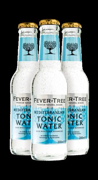 Fever-Tree Mediterranean Tonic Water (3 x 0,2 l)