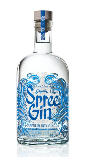 Spree Gin Berlin Dry Gin (Bio)